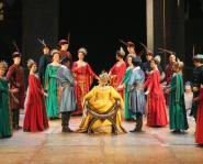 Visite Saint-Pétersbourg - Théâtre Mariinski - Opéra Boris Godounov