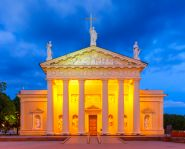 Voyage Vilnius - Eglise catholique