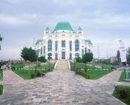 Villes de la Volga - Astrakhan