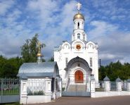 Voyage Ivanovo - Eglise orthodoxe