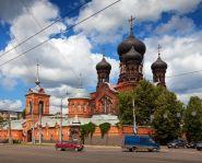 Voyage Ivanovo - Monastère