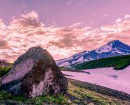 Voyage Kamtchatka - Volcan Moutnovsky
