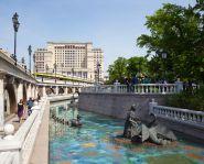 Voyage Russie, Moscou - Alexandrovsky Sad