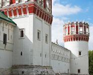 Voyage Russie, Moscou - Couvent de Novodievitchi