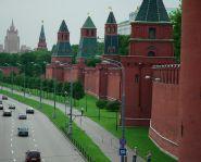 Voyage Russie, Moscou - Kremlin