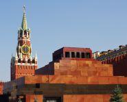 Voyage Russie, Moscou - Mausolée de Lénine