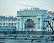 Voyage russie, transsibérien, Novossibirsk - La gare de Novossibirsk