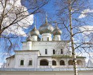 Voyage Ouglitch - Monastère de la Résurrection