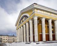 Voyage Russie, Carélie, Petrozavodsk - Le théâtre de Petrozavodsk