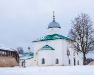 Voyage Pskov - Fortersse d'Izborsk