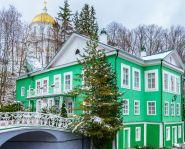 Voyage Pskov - Monastère Petchory