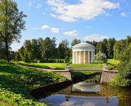 Visite Saint-Pétersbourg - Palais de Pavlosk