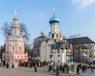 Voyage Russie, Anneau d'Or, Serguiev Possad - Laure de la Trinité Saint-Serge