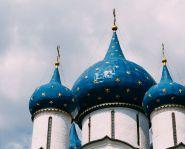 Voyage Russie, Anneau d'Or, Souzdal - Eglise de la Navitié