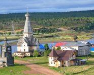Voyage Varzuga - Eglises