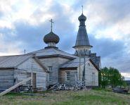 Visite Varzuga - Eglise