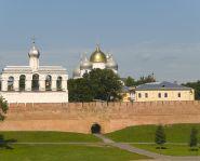 Voyage Veliki Novgorod - Kremlin