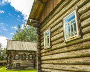 Voyage Kostroma - Musée de l'habitat traditionnel en bois