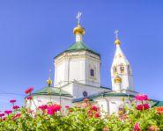 Voyage Tcheboksary - Couvent de la transfiguration