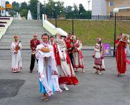Visite Tcheboksary - Jour de la République