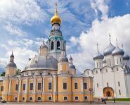 Voyage Vologda - Enceinte du Kremlin