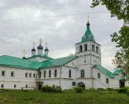 Voyage Russie, Anneau d'Or, Alexandrov - L'église de la dormition