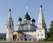 Voyage Russie - Yaroslavl - Eglise Saint-Élie