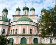 Voyage Russie, Anneau d'or, Pereslavl-Zalesski - Monastère Goritski