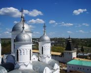 Voyage Russie - Autour de Moscou - Le monastère Saint Pafnoutiev de Borovsk