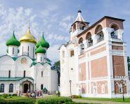 Voyage Russie - Anneau d'Or, Souzdal - Le monastère du Sauveur Saint-Euthyme