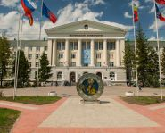 Voyage Russie, Rostov sur le Don - La montre mécanique de l'Université