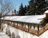 Voyage Yaroslavl - Monastère de la Transfiguration du Sauveur