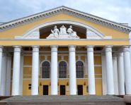 Voyage Russie - Théâtre