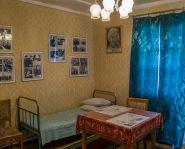 Chambre de Youri Gagarine au cosmodrone de Baïkonour