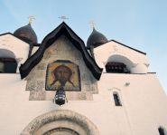 Moscou - Couvent Saintes Marthe et Marie