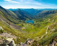 Baïkal - Pic Tchersky