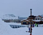 Voyage Russie, Péninsule de kola, Kirovsk - Station de ski