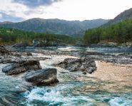 Voyage Altai - Vallée de Tchemal © Shutterstock