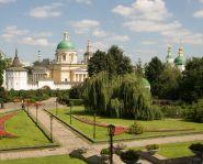 Voyage Moscou - Monastère Danilovsky