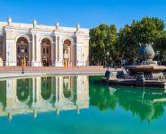 Ouzbekistan Tachkent - Opera Navoi