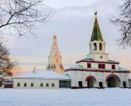Noel au parc Kolomenskoyé - Visite Moscou - Agenda