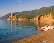Voyage en Russie, Croisière Baïkal - Baie Pestchanaïa