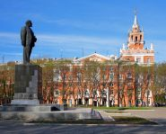 Komsomolsk sur Amour - Villes du Transsibérien   Tsar Voyages