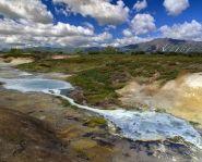 Kamtchat - Caldeira d'Ouzon
