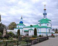 Voyage Kazan - Monastère Raïfa
