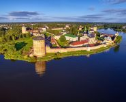 Voyage Anneau d'Or - Goritsy (Kirillov) Panorama