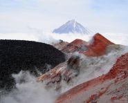 Voyage Kamtchatka - Mont Avatchinski