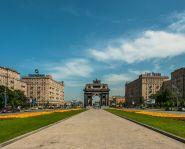 Voyage Russie, Moscou - Parc Pobedy