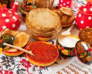 Culture russe - Blinis Maslenitsa