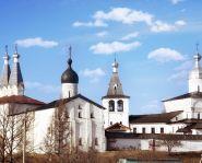 Voyage Vologda - Monastère Ferapontov